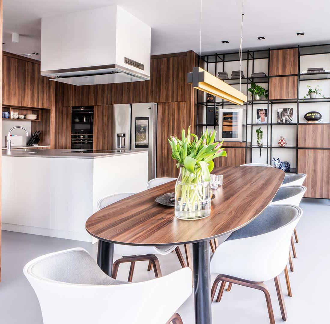 Interieur-Ontwerp_Residence_Particulier_Amsterdam_Eettafel__05