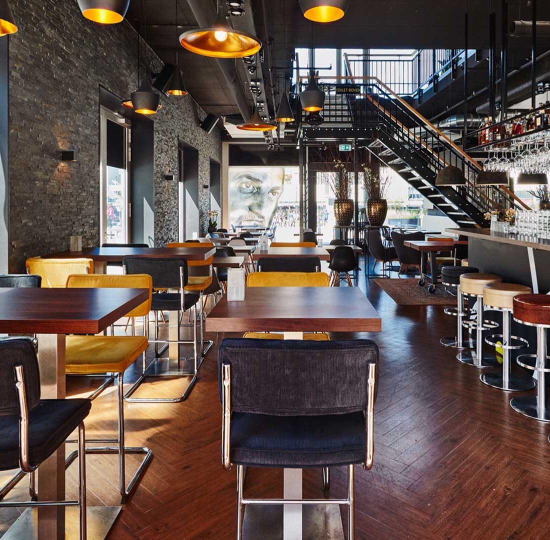 Interieur-Ontwerp_Restaurants_Fellini_Rotterdam_Bar_Eettafels__06