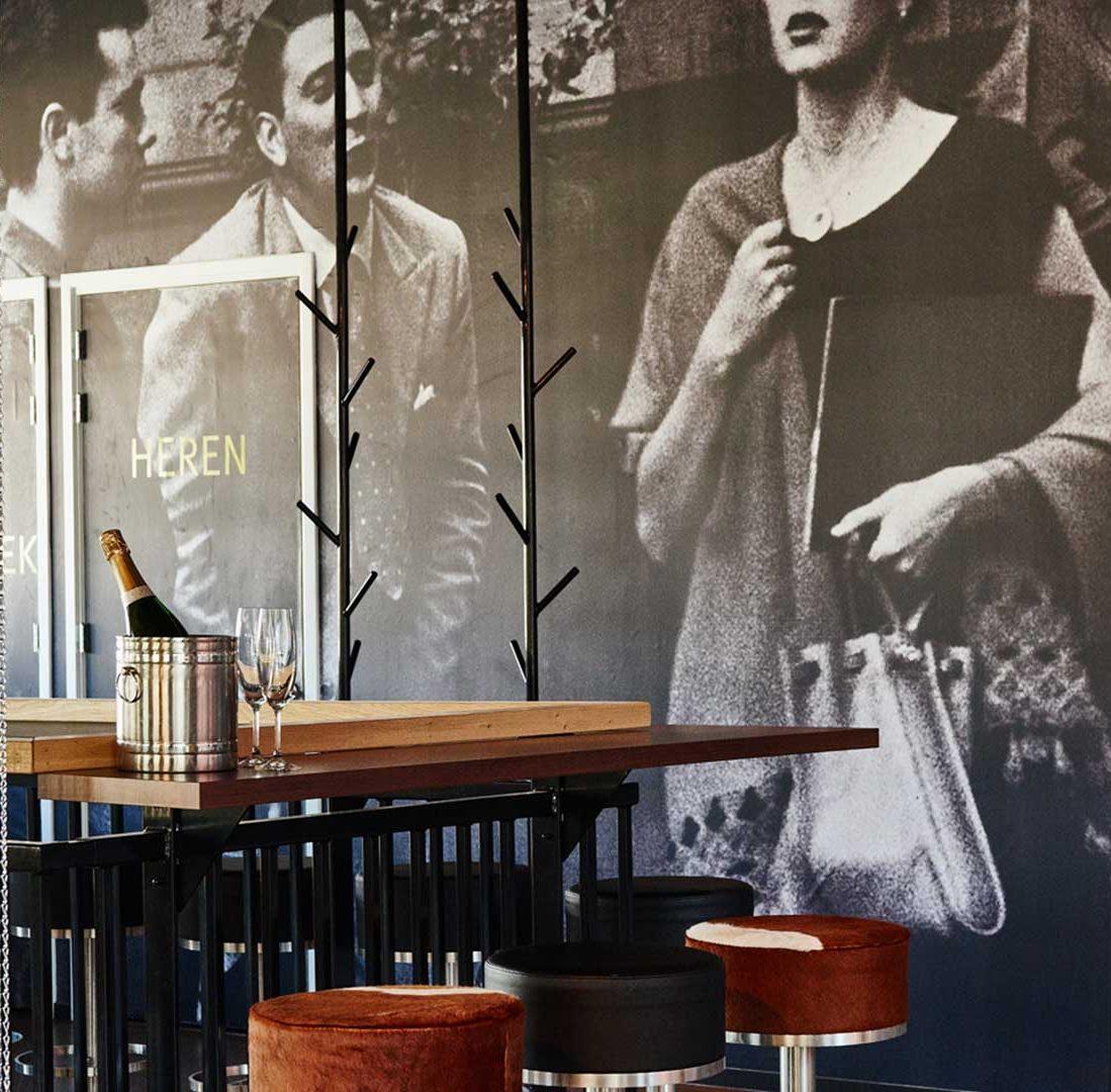 Interieur-Ontwerp_Restaurants_Fellini_Rotterdam_Print_Wandbekleding__02