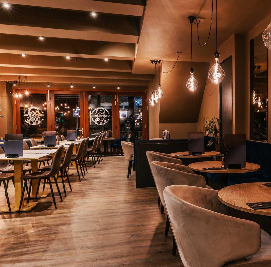 Interieur-Ontwerp_Restaurants_Grieks_Taverna_Groningen_Velvet_Blauw_Zitbanken__02